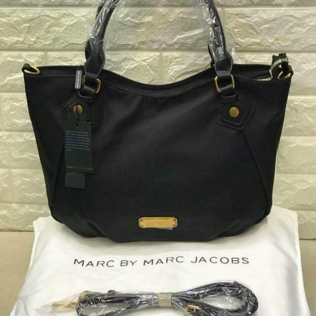 Marc Jacobs Large Nylon Tote