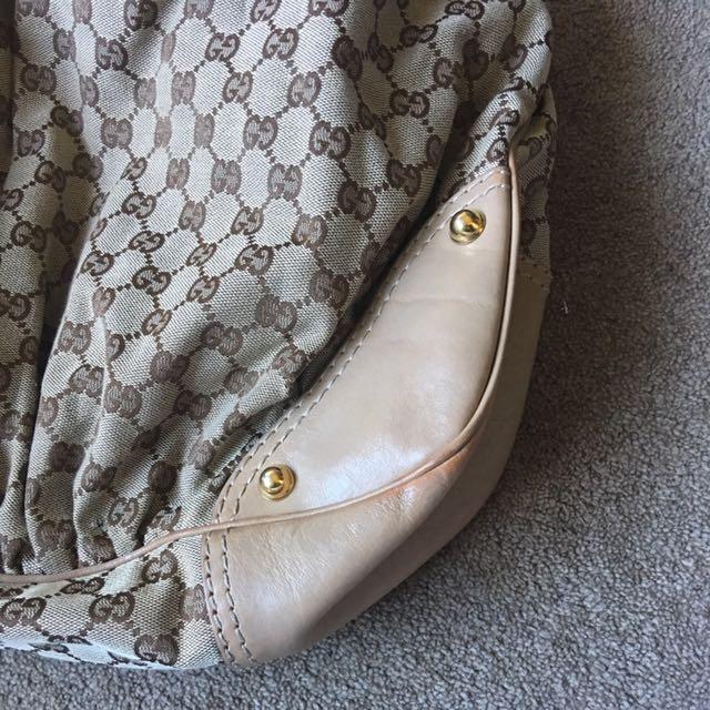 Massive Gucci bag