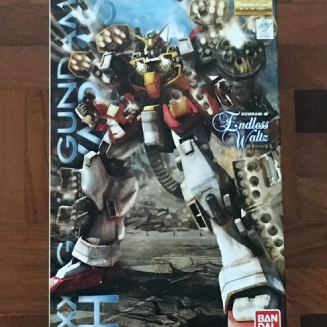 MG Gundam Heavyarms EW
