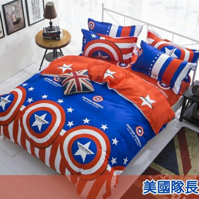 MIT台灣製.薄床包.舖棉床包.高品質.低價位(床包:單人/雙人/加大)&薄被套 &涼被 &二用被