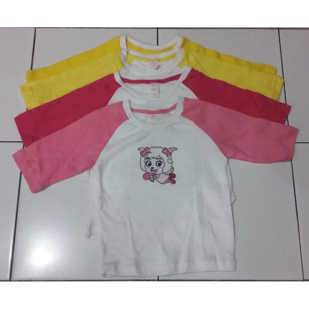 New !! Kaos Anak Oskosh Bigosh