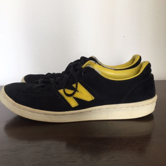 42060c80d67b New Balance 891 Shoes (Black and Yellow) - US 8.5