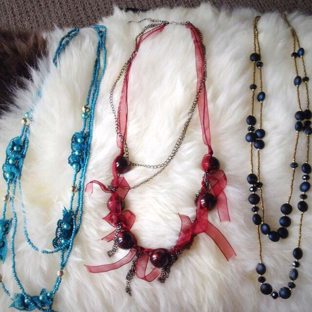 New🌺Long Necklaces