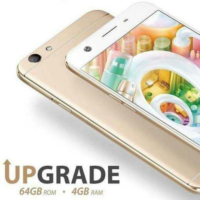 Oppo FS1 Upgrade