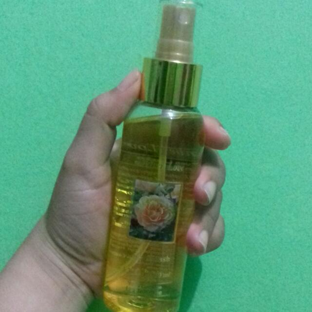 Parfume Body Splash