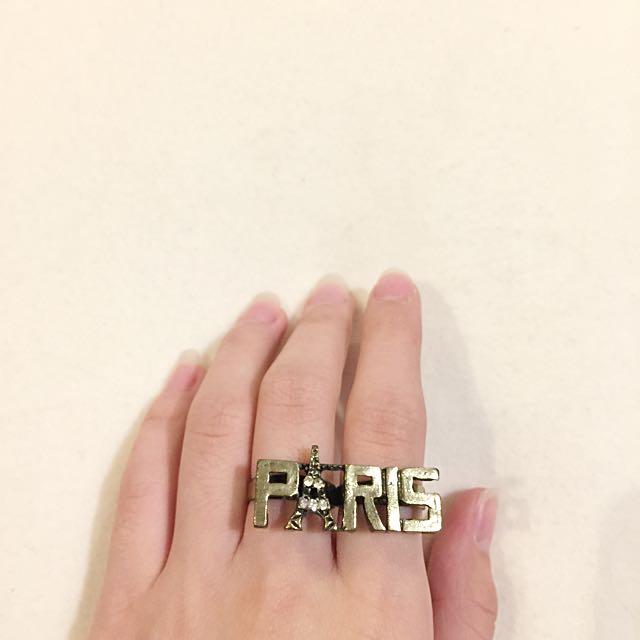 Paris Ring