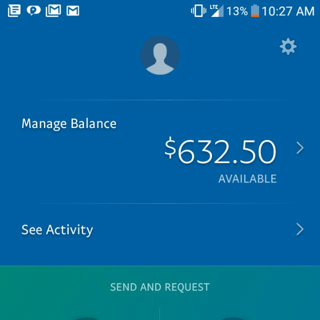 PayPal Balance For Cash Back