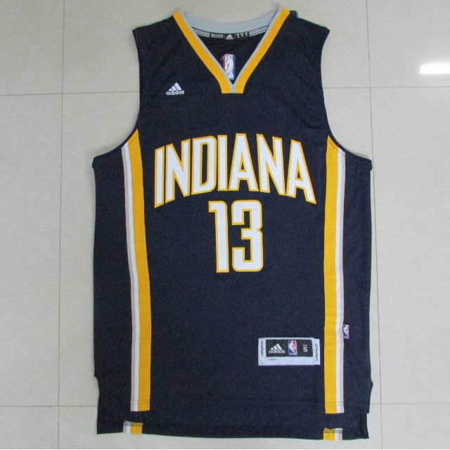 bc9d63a5d PO  NBA Indiana Pacers Paul George Swingman Jersey