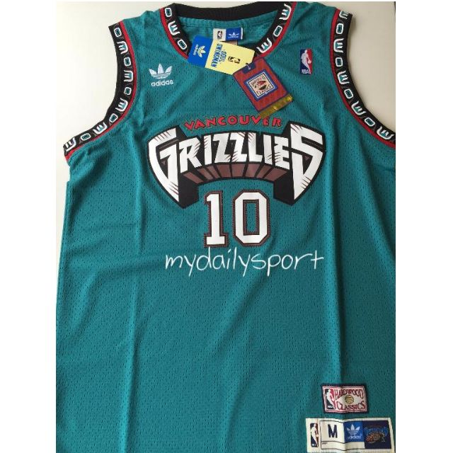 promo code 24090 35781 PO] NBA Vintage Memphis Grizzles Mike Bibby Swingman Jersey ...