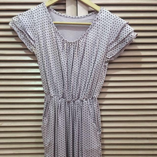 Pre Loved Purple Dress