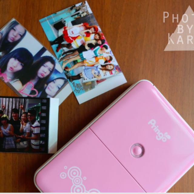 Pringo P231隨身行動相片印表機