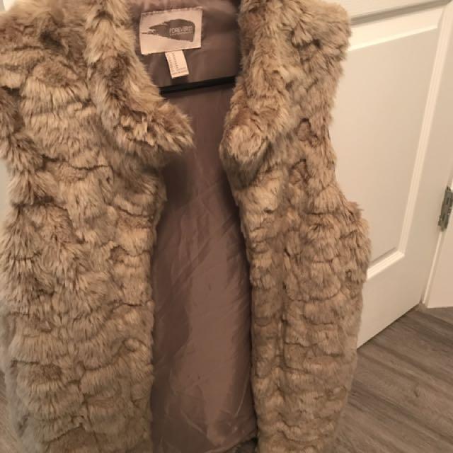 Really Fluffy Faux Fur