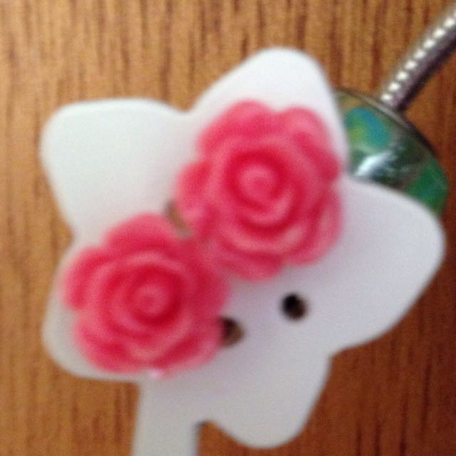 Rose Earings