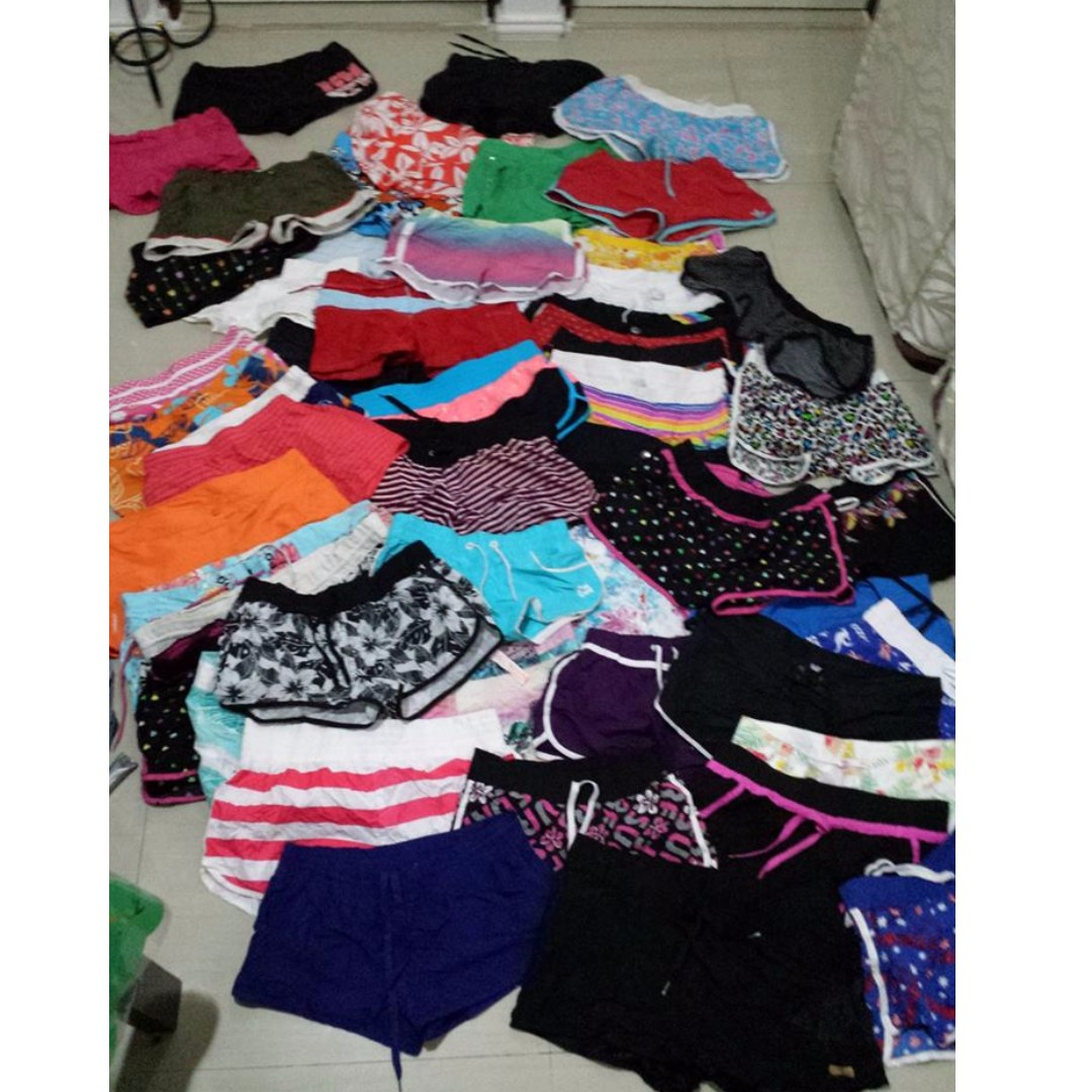 Shorts for men and women