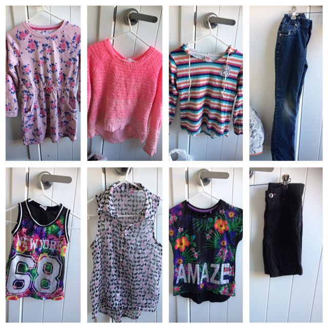 Size 7/8 Girls Clothes