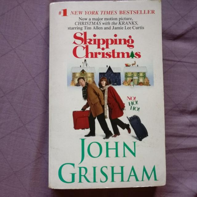 Skipping Christmas.Skipping Christmas By John Grisham