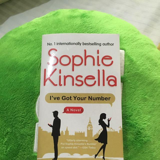 Sophie Kinsella's I've Got Your Number