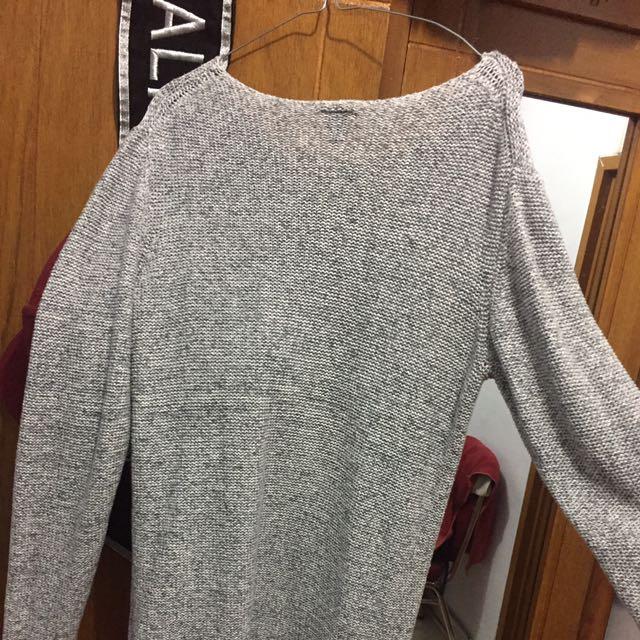 Sweater Cowok Brand H&M