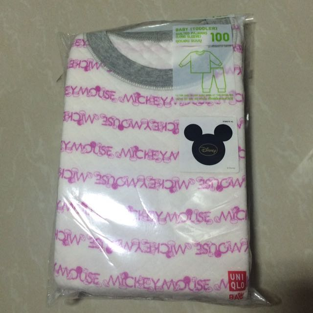UNIQLO Baby's Long Sleeves & Pajamas