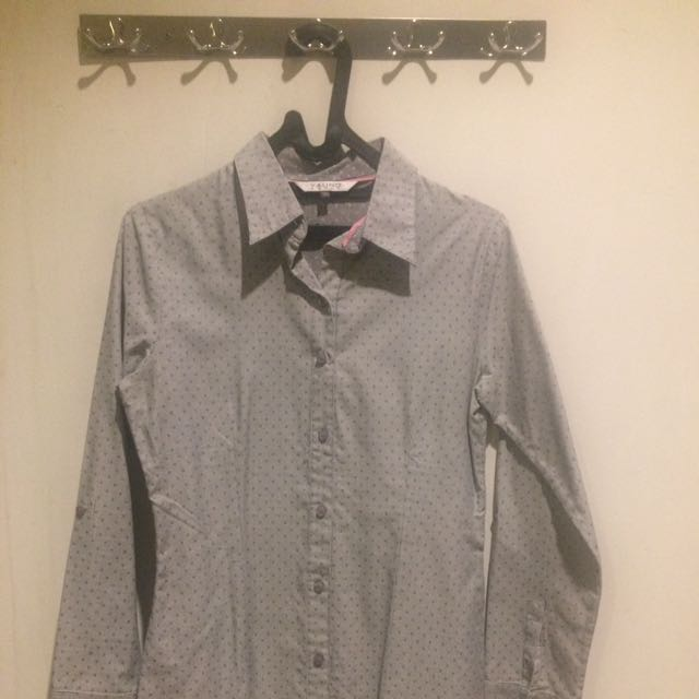 Valino Grey Shirt