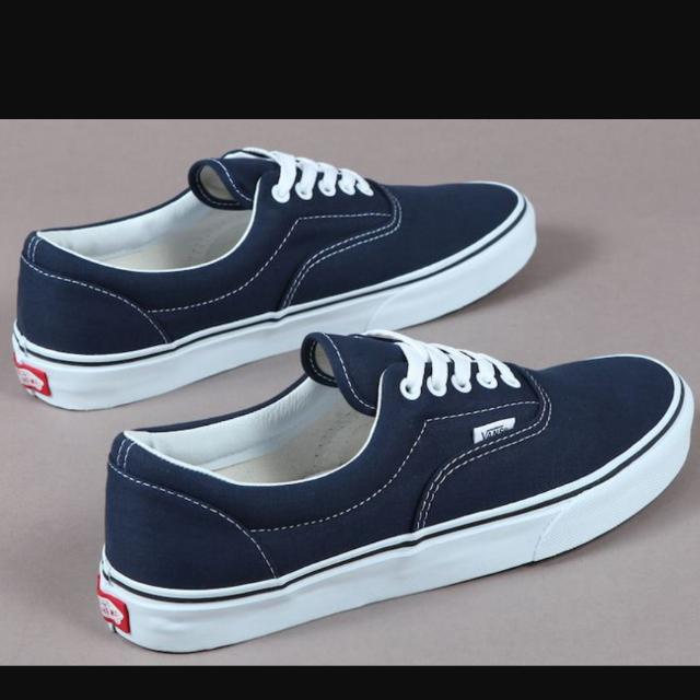 8bf098af27c6 BNWT AUTHENTIC VANS Core Classic Era Unisex Sneakers EU40.5 Navy blue