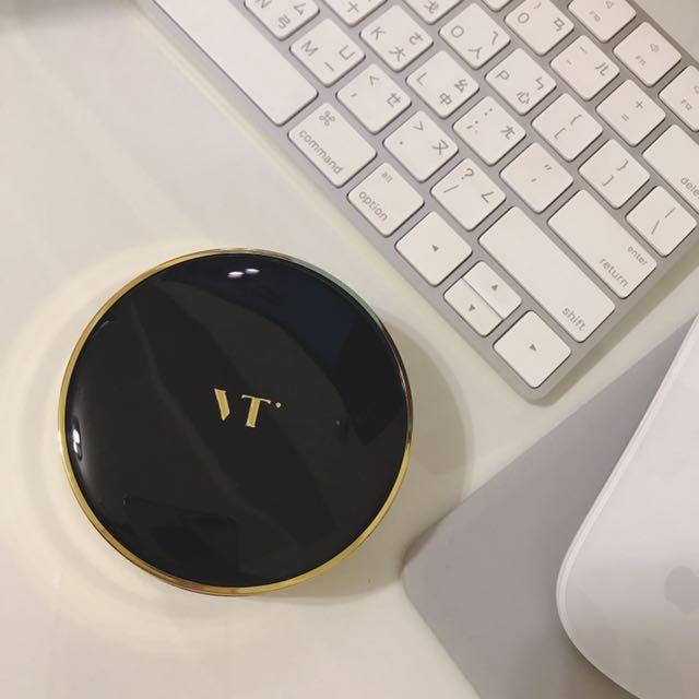 Vant 36.5 新款黑金氣墊 保濕精華粉凝霜 12g