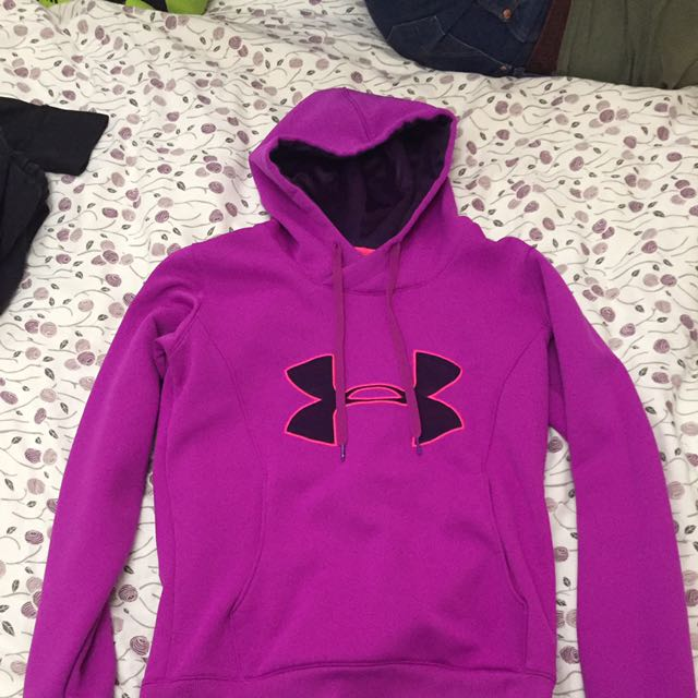 Vibrant Under Armour Hoodie