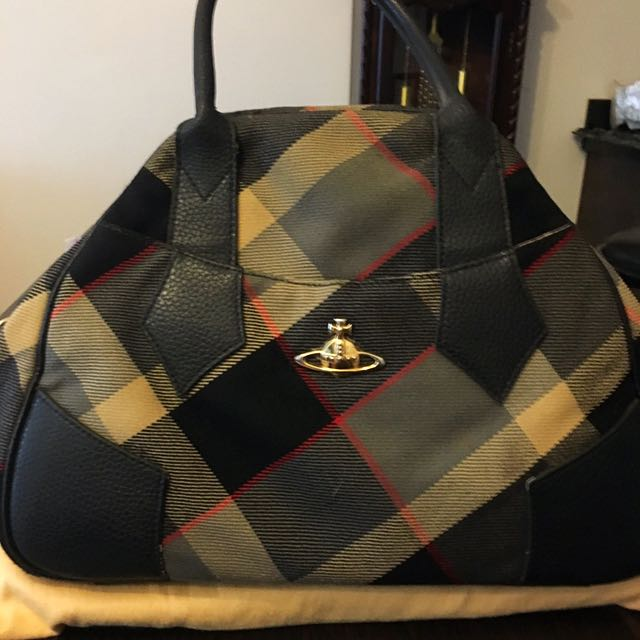 Authentic Vivienne Westwood Handbag