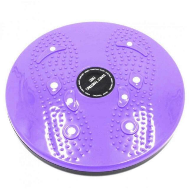 Waist Twisting Disc Healthy Massager