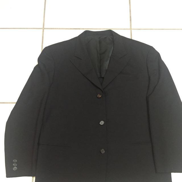 Yohji Yamamoto 山本耀司 西裝外套M