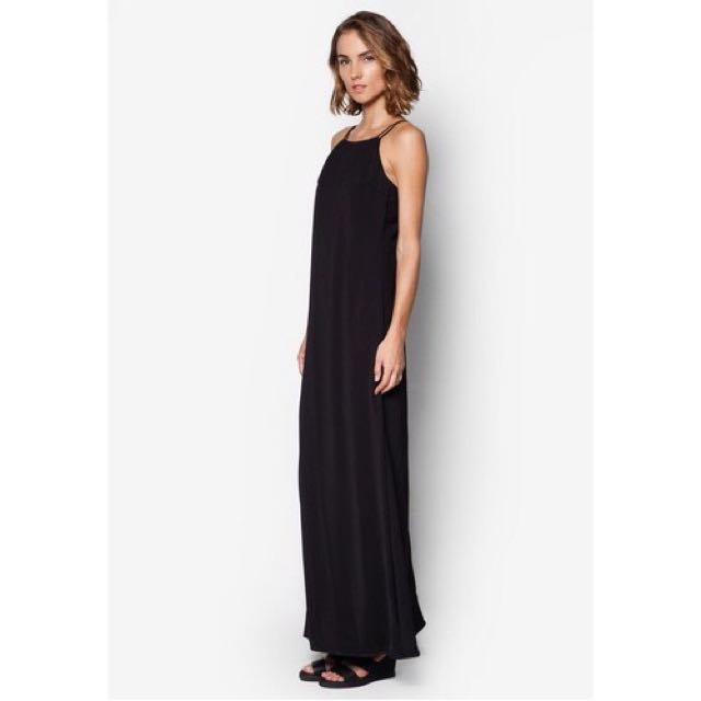 ZALORA Simple Long Dress