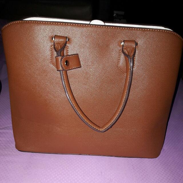 ZARA BASIC BAG