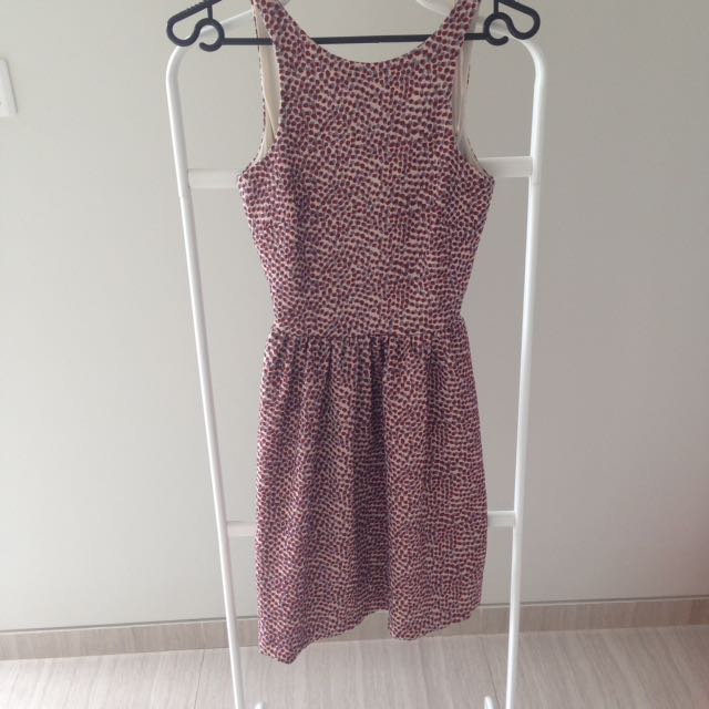 Zara Trf Mini Dress