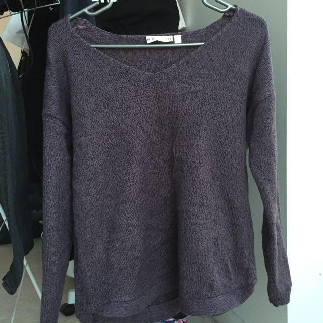 zumiez knit sweater