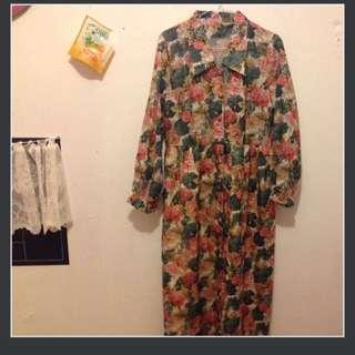 Turun Harga 1set Cuma 90rb.. Dress Muslim Dan Hoodie