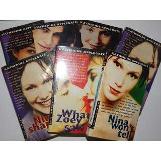 Katherine Applegate Pocketbook Series