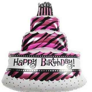 Ballon balon happy birthday