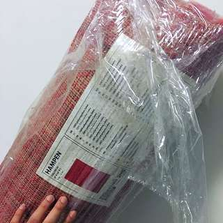 HAMPEN IKEA Carpet (Red)