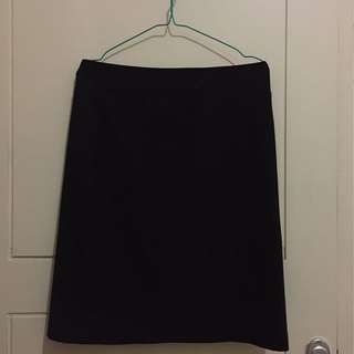 Original Valino Donna Skirt Perfect Black Size M / 16