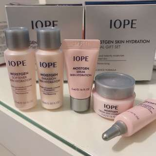 IOPE Special Gift Set 小樣 旅行組