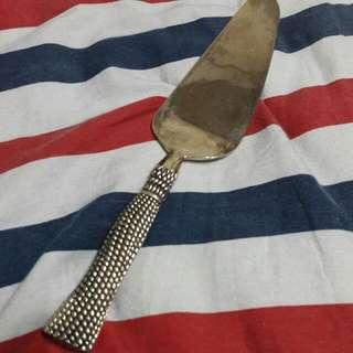 銀製蛋糕刀(銀器)