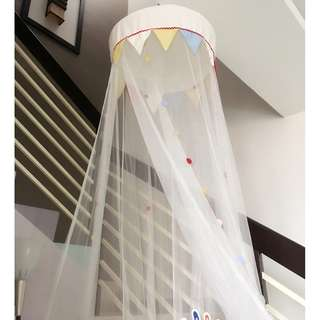Ikea Baby Cot/Bed Canopy