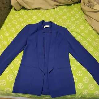 Vero Moda Jacket Blue