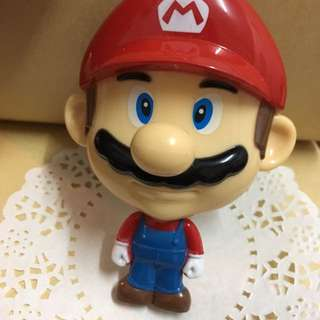 瑪利歐Super Mario隨身小鏡