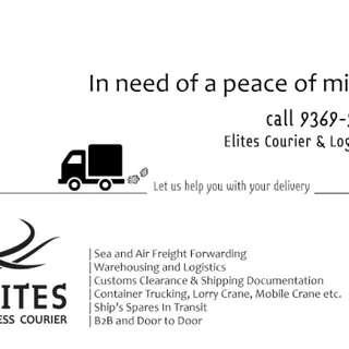Courier & Logistics