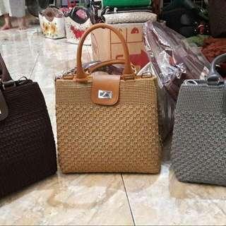 Handbag - Handmade - Rajut
