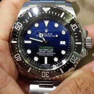 Rolex DeepSea D Blue DSSD