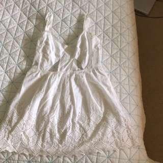 White Dress Medium