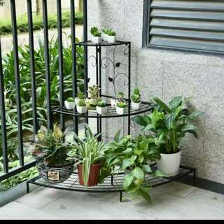 In Stock Flowers Metal Rack/Plant Stand