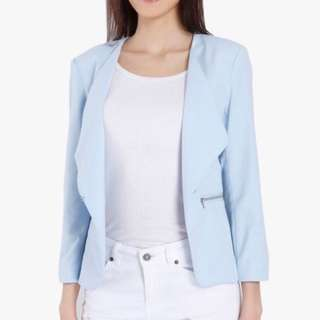 Vera Moda Light Blue Blazer